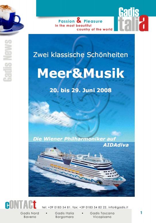 Zwei klassische Sch�nheiten: Meer&Musik