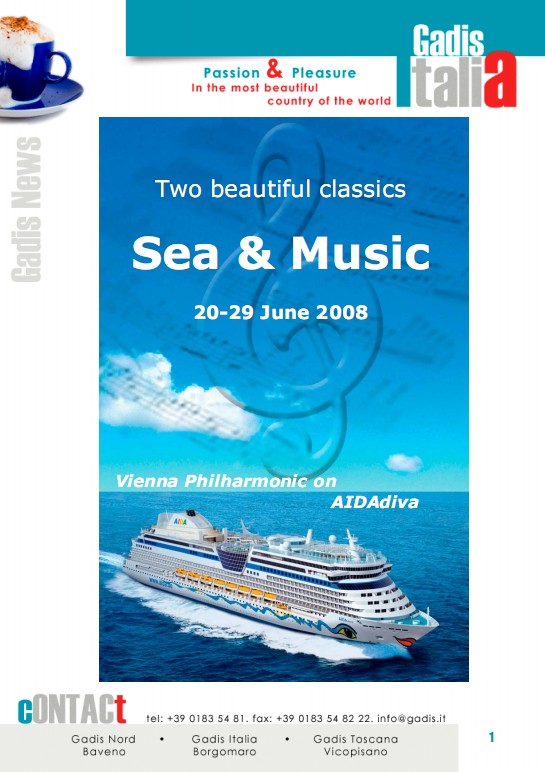 Two beautiful classics: Sea & Music