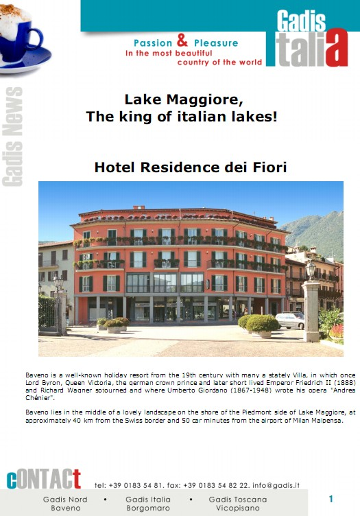 Lake Maggiore: The king of Italian lakes!
