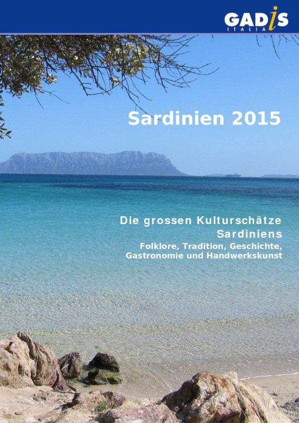 Sardegna - Kultursch�tze
