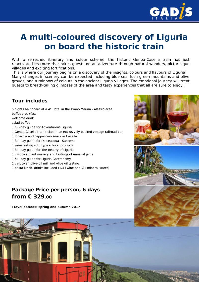 Let�s celebrate the reopening of the new Belle Epoque train!