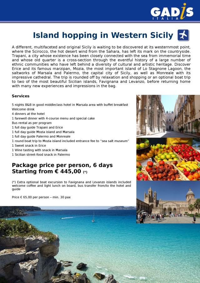 Western Sicily 2018