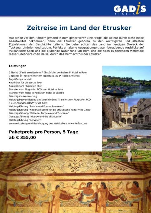 Etrusken Latium