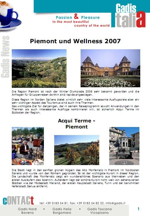 Wellness Piemont