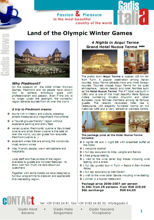 Land of the Olympic Winter Games